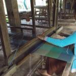 Chenda weaving
