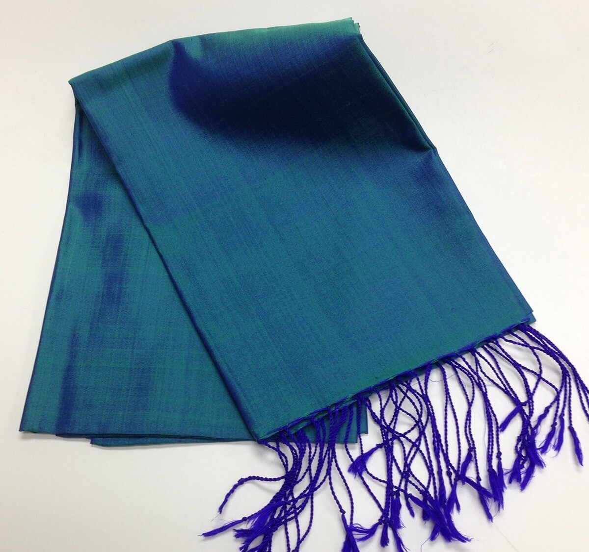 Handwoven Cambodian Silk Scarves Kasumisou