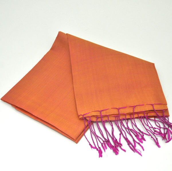 Orange FucshiaSquare