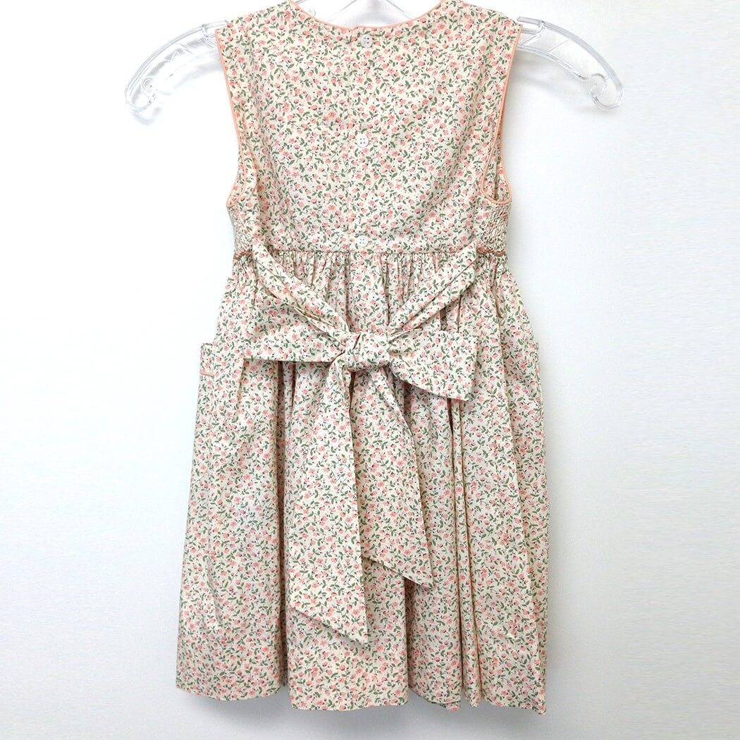 Quot Peaches And Cream Quot Floral Dress Kasumisou Gallery