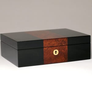 Medium Sized Fine Wood Humidor