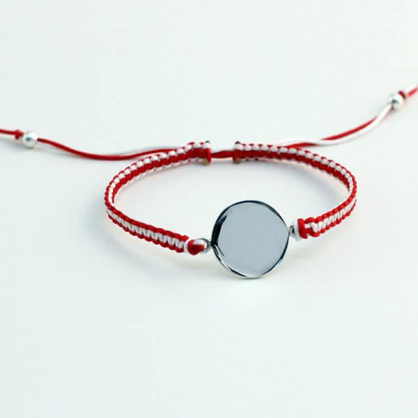 sterling silver spirit bracelet