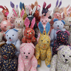 Cotton Pocket Pal® Bunnies