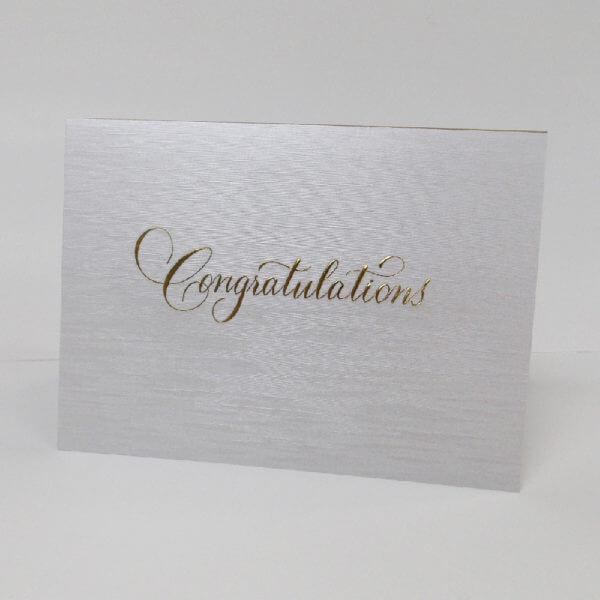 Paula Skene Designs Congratulations card