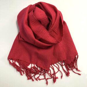 Carol Cassidy Handwoven Silk Tweed Shawls