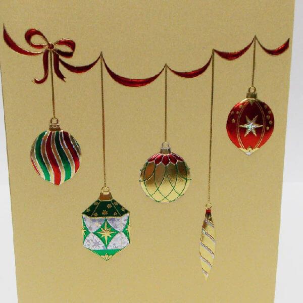 hanging ornaments on gold closeup 1000 pixels 1