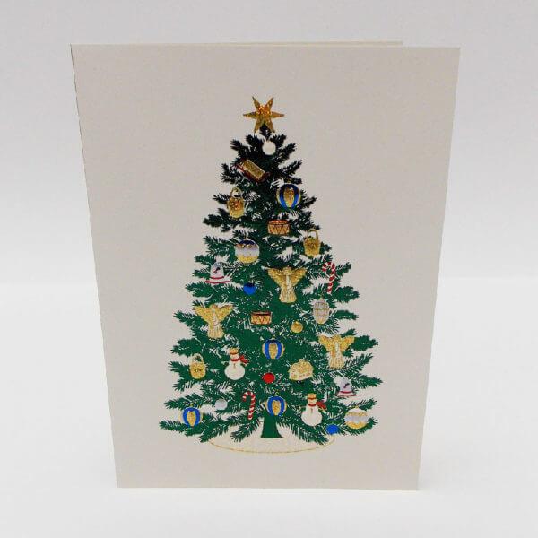 large Christmas tree 1000 pixels
